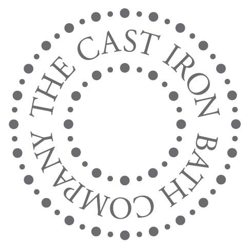 The Cast Iron Bath Company  Tavy Large Basin and Pedestal
