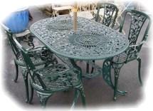 garden furniture and outdoor patio