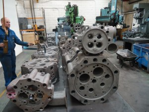 Marine Casting Repair and Refurbishment