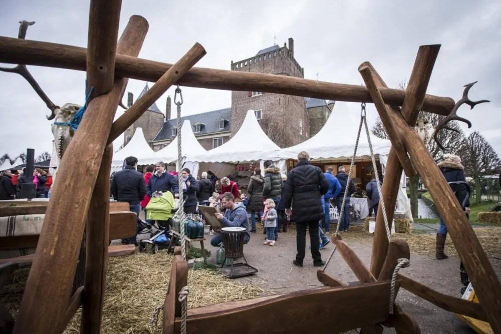 Natuurlijk AST op Castle Christmas Fair 2016