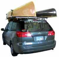 CastleCraft Boat Roof Racks for Cars | Canoe Roof Rack ...