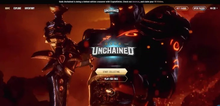 play gods unchained