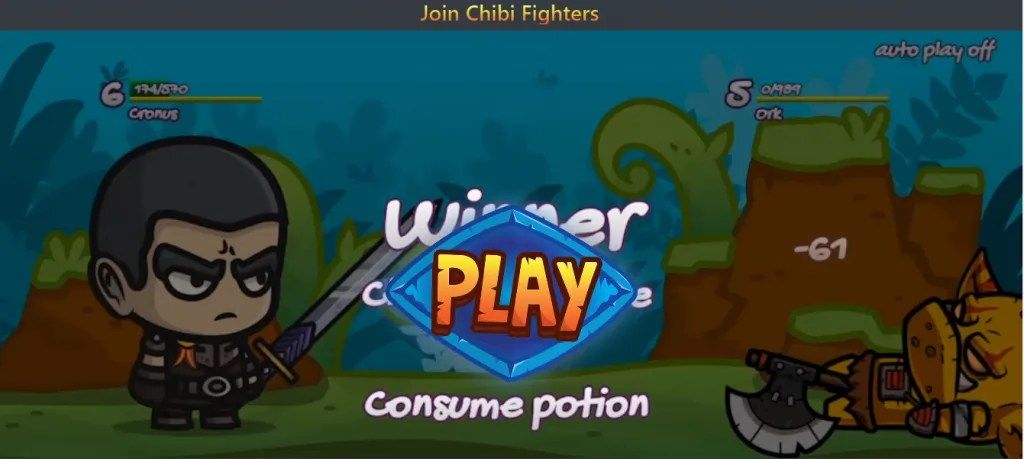 chibi fighters sign up