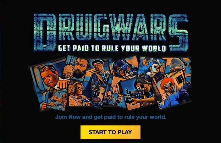 drug wars on steem blockchain