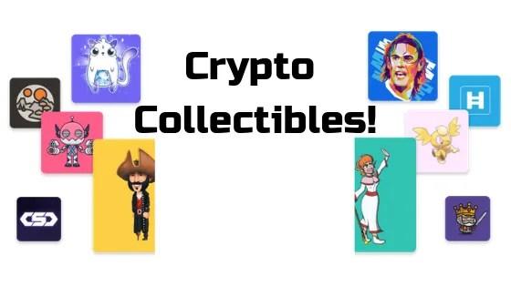 rare blockchain crypto collectibles