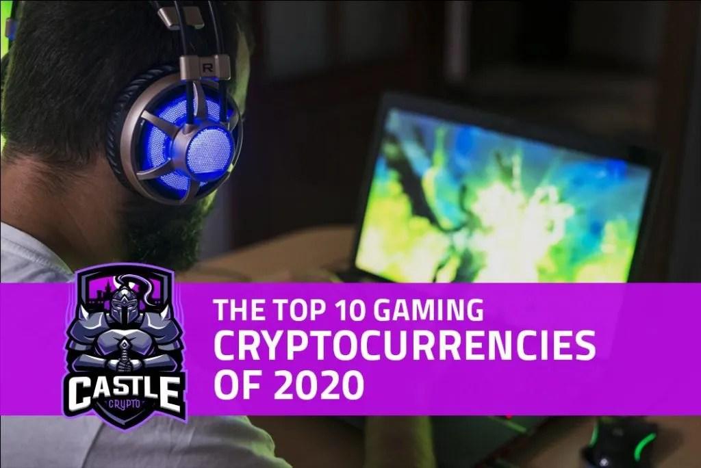 top gaming cryptocurrencies