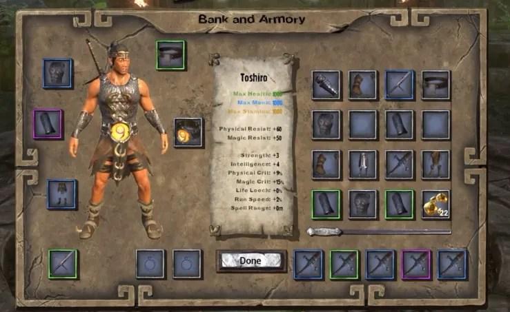 bank and armory