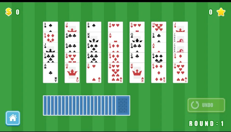 Golf Solitaire/Solitaire Champion