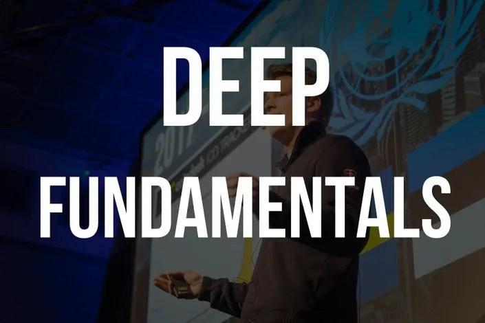 blockchain deep fundamentals