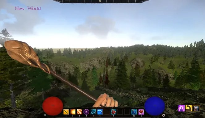 exploring the MMO world
