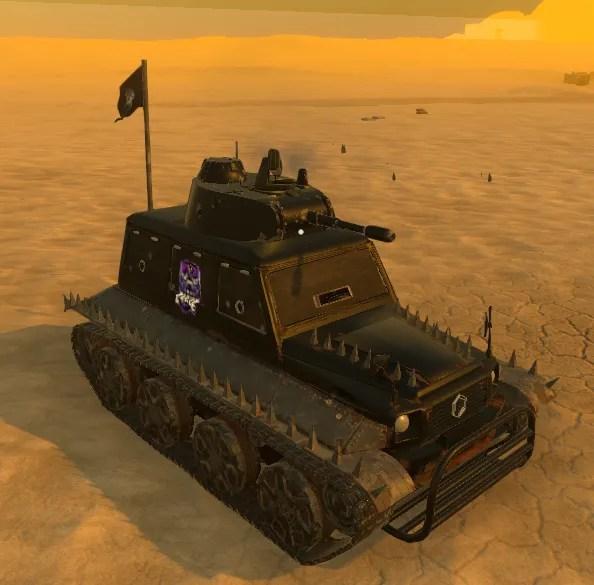 car tank