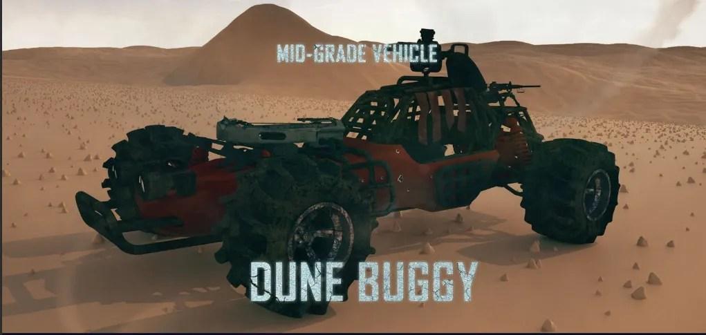 mid-grade vehicle