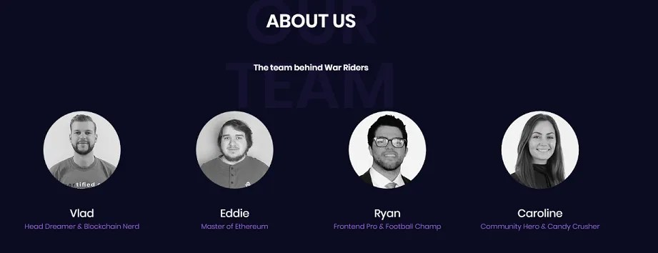 war riders team