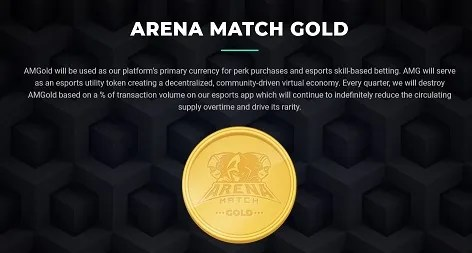 arena match gold