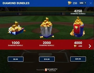 diamond bundles
