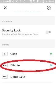 tap bitcoin