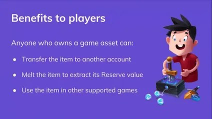 benefits for players