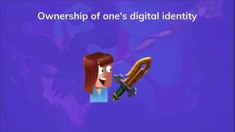 ownership of digital identity