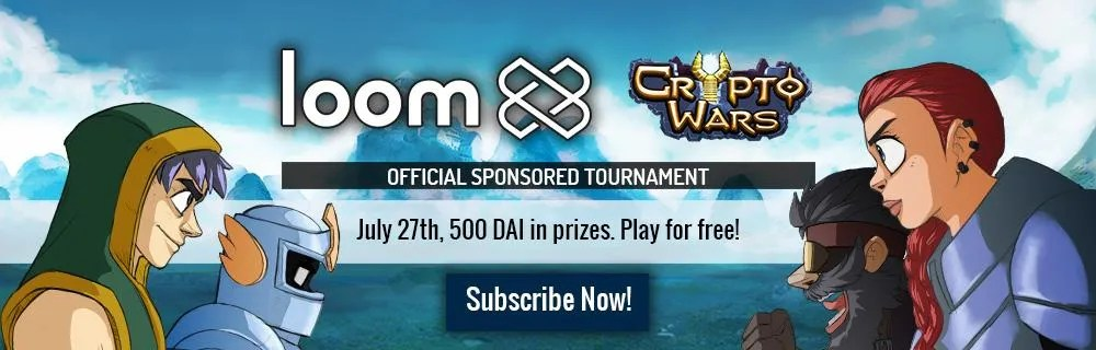 cryptowars dai tournament
