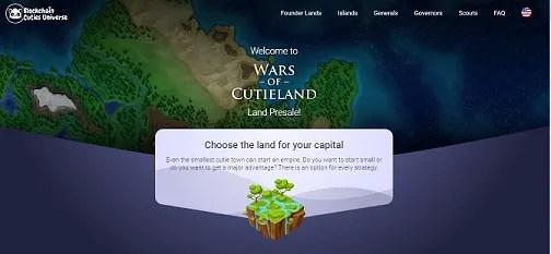 wars of cutieland