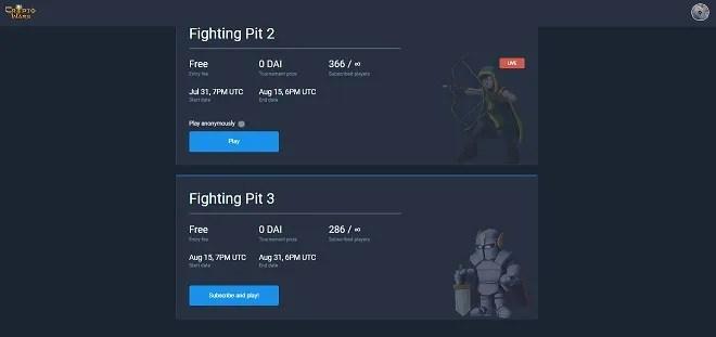 fightning pit