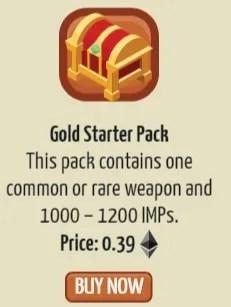 gold starter pack
