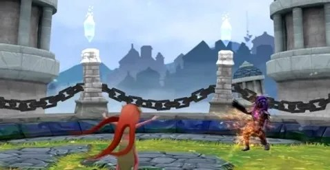 battle animations