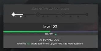 crypto dust