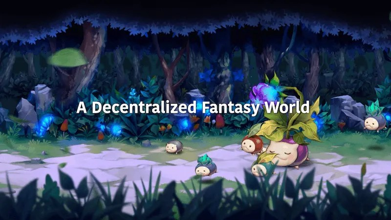 decentralized fantasy world