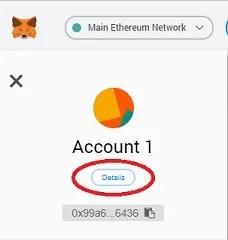 metamask accounts