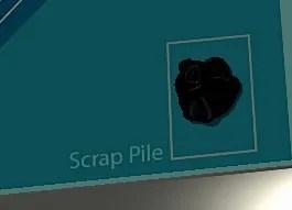 scrap pile