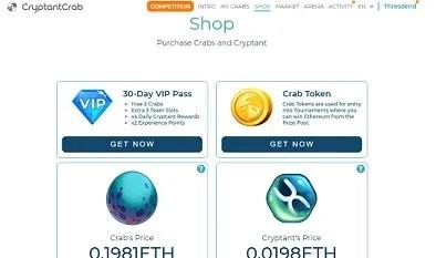 buying cryptantcrabs