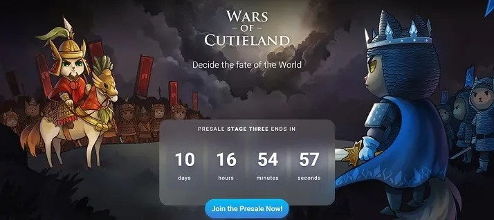 wars of cutieland
