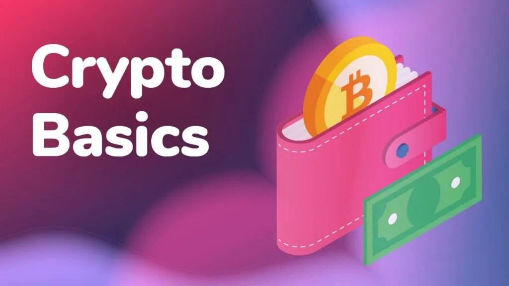 crypto basics