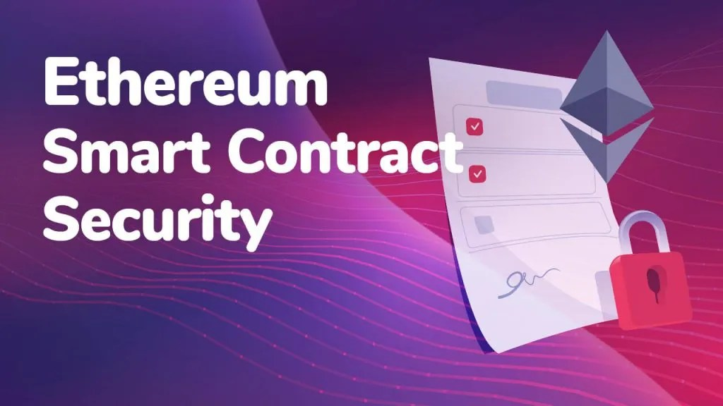 ethereum smart contract security