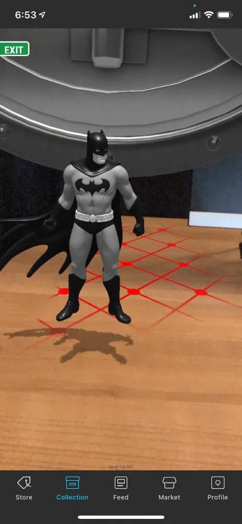 augmented reality batman nft Amanda Conner #81