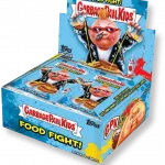 wax garbage pail kids food fight