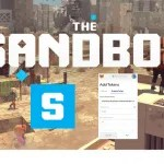 sandbox game sand token