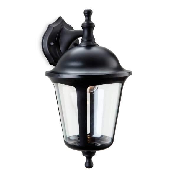 Firstlight Boston Single Light Outdoor Wall Lantern In Black Finish Castlegate Lights