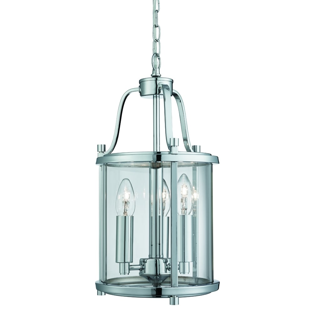 Searchlight Lighting Victorian Lantern 3 Light Ceiling