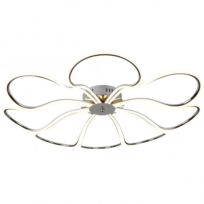 Searchlight Lighting Foliage LED Ceiling Pendant In