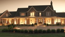 English Country Home Exteriors