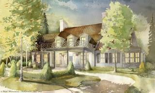 Southern Living Idea House Builder Launches Premier Home Tour