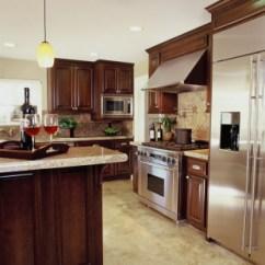 Updated Kitchens Knotty Alder Kitchen Cabinets Updates