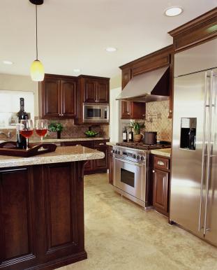 kitchen updates storage wall units