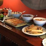 The Breakfast Buffet Spread at Castle La Crosse Bed and Breakfast is Chef's Choice. Join us from 8 to 10 a.m. to begin your day with a sumptuous meal.
