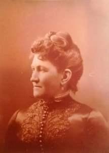 Mrs. Jesse Holway, Original Owner of Castle La Crosse