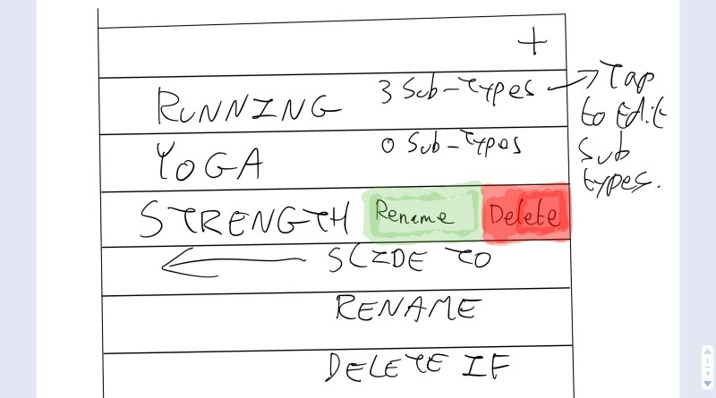 ExerPlan UI Notes.