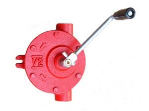 Binda Voltiana Rotary Hand Pump & Manual Pump   Castle Pumps