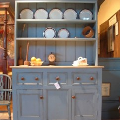 Floors For Kitchens Color Kitchen Cabinets 16th 17th Century Reproduction Oak Dressers And Painted ...